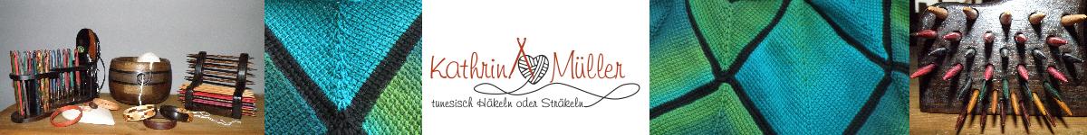 Tunesisch Häkeln Oder Sträkeln Kathrin Müller